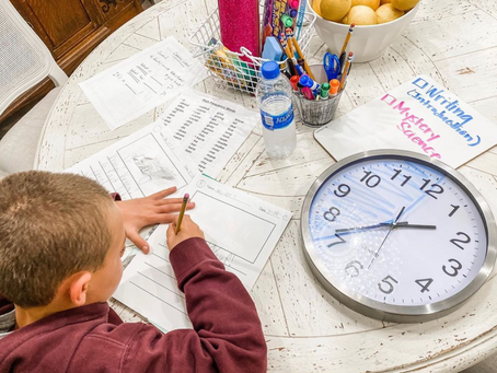 Writing can be difficult to teach our kiddos...ESPECIALLY when their brain makes it tricky.