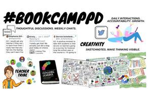 #BookCampPD