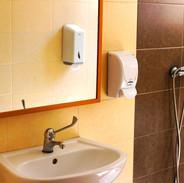 Wc de banho assistido