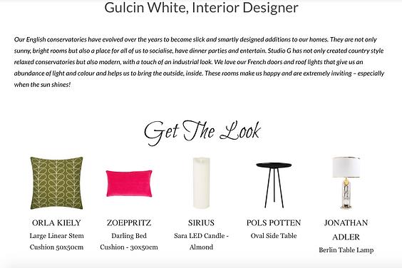 Gulchin White, Interior Designer, Surrey, Leatherhead, London, Interior Designer