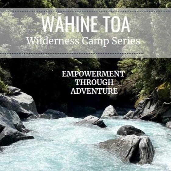 Wāhine Toa Wilderness Series