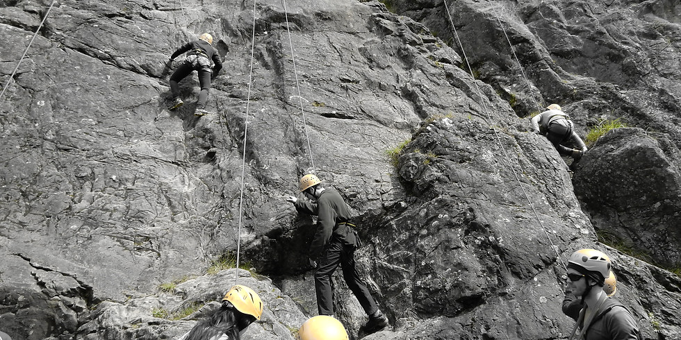2 Day Intro to Rock Climbing