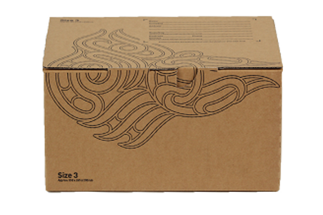 Parcel Storage - Size 3 Box