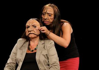 Die Gesichter hinter den Masken