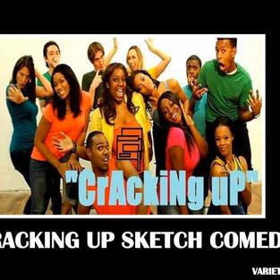 Cracking Up Sketch Comedy