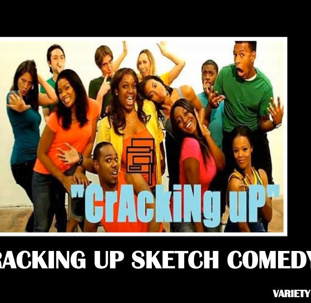 Cracking Up Sketch Comedy