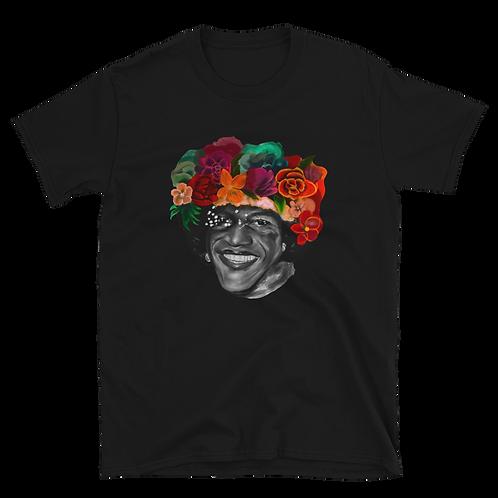 Marsha P. Johnson Short-Sleeve Unisex T-Shirt