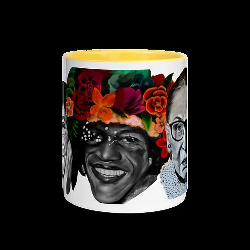 Lady Justice Brewing Mug