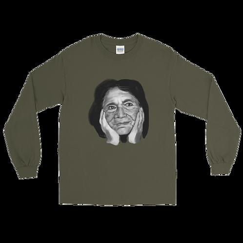 Dolores Huerta Long Sleeve Shirt