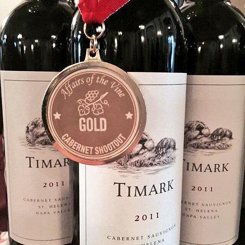 Timark Wine 2011 Cabernet Sauvignon