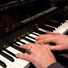 Moog Piano Bar
