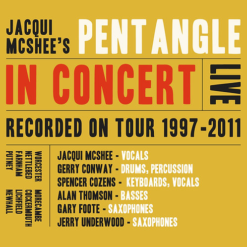 Live In Concert 1997-2011