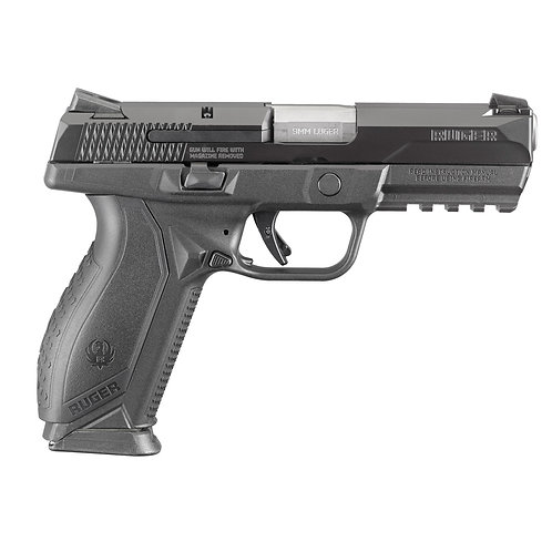 Ruger American Pistol calibre 9X19