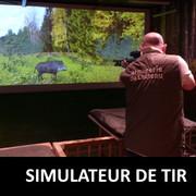 Le simulateur de tir