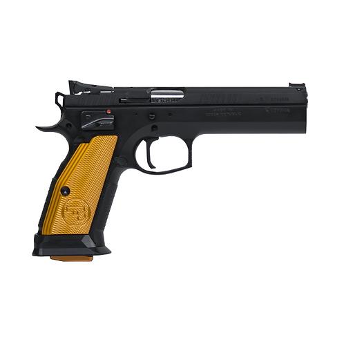 CZ 75 Tactical Sport Orange calibre 9x19