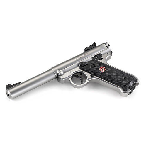 Ruger Mark IV Inox Target calibre .22 long rifle
