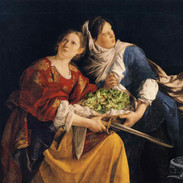 Judith and Her Maidservant with the Head
