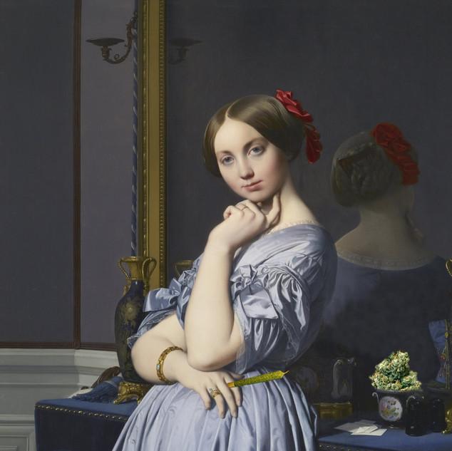 Portrait of Comtesse d'Haussonville_0,5x