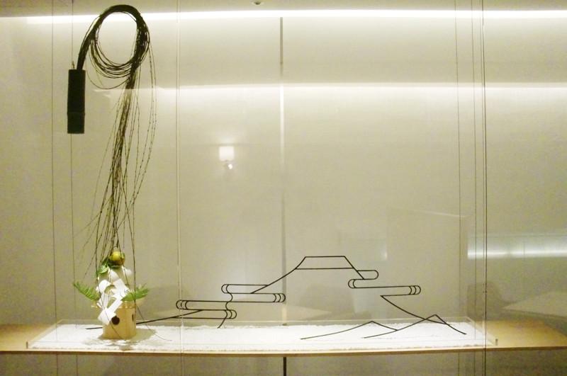 東京ステーションホテル レストラン「しち十二候」 ディスプレイ