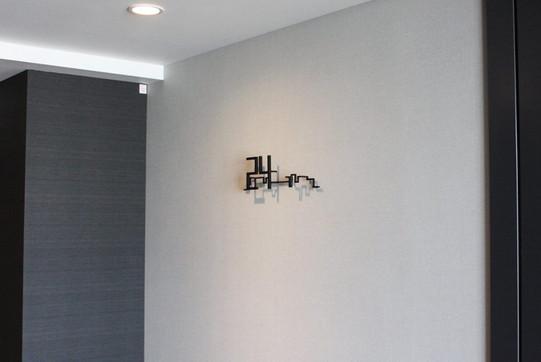 品川タワーレジデンス エレベーターホール