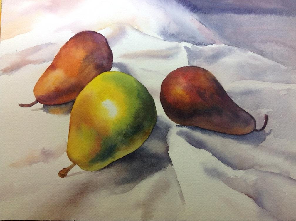 Pears - Still Life