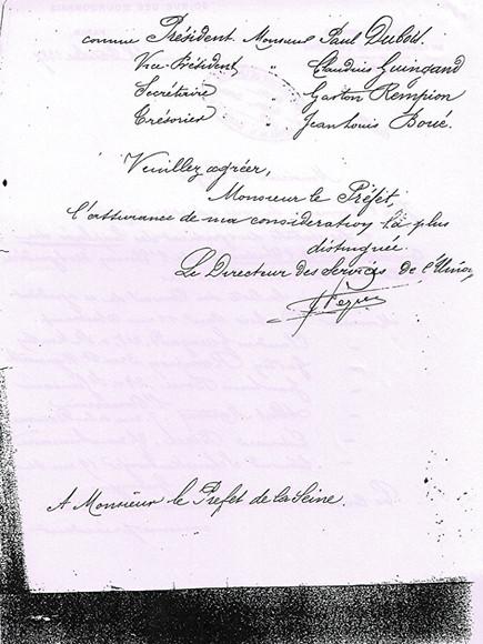 statut du Seci de 1887 p2