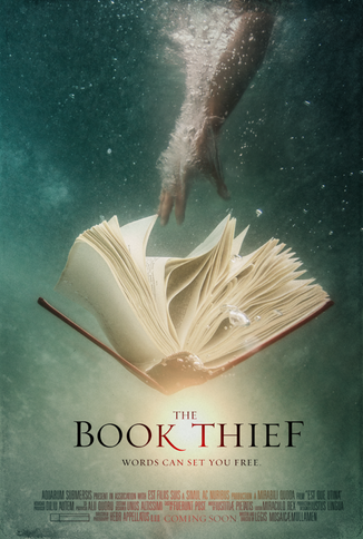The Book Thief - Process