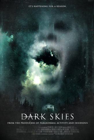 Dark Skies - Process