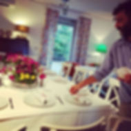 About yesterday #night _#tablesetting #a