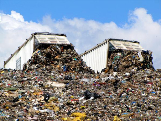 Ontario business group pushing for more landfills.