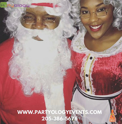 Invite us to your Christmas Party!