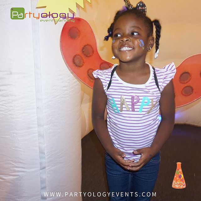 All smiles with Partyology Event Planning! Want face painting at your next event _ Book for $50 this