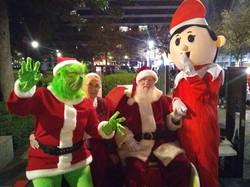 Birmingham Christmas Tree Lighting