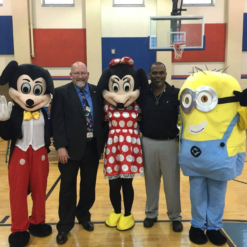 Hayes Elementary School Meet and Greet
