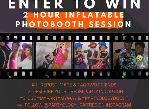 Win A 2 Hour Photo Booth Session
