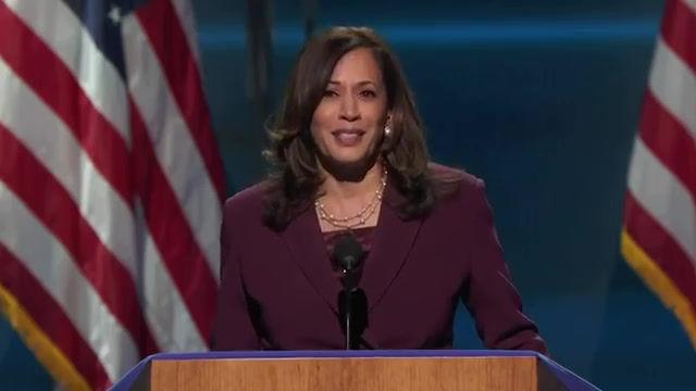 The Next Vice President of the United States of America- Senator Kamala Harris