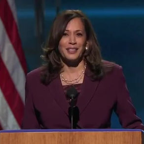 The Next Vice President of the United States of America- Senator Kamala Harris