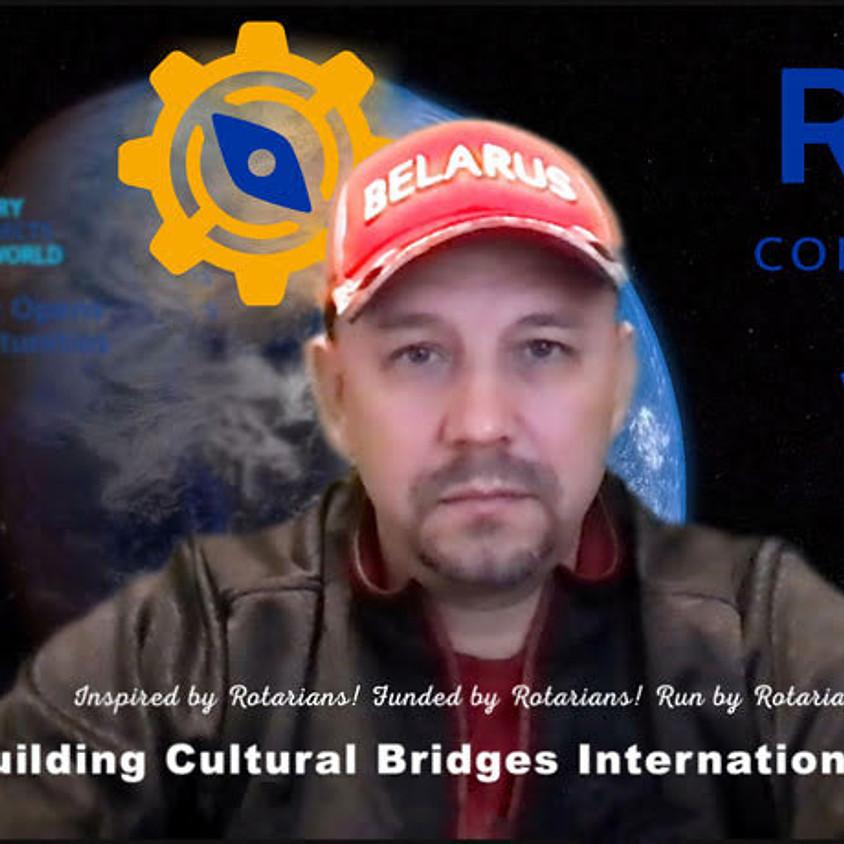 Meet an amazing Rotarian building cultural bridges internationally!