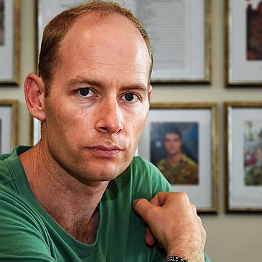 Geoff Evans CEO of Disaster Relief Australia