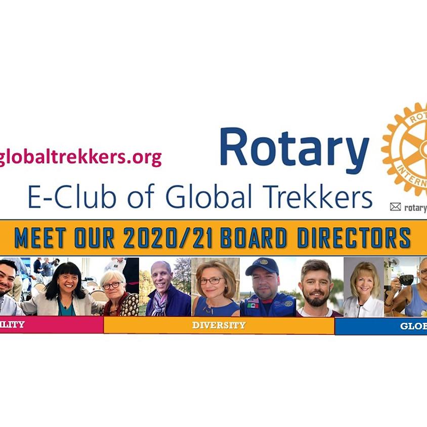Global Trekker Board Directors paving the way forward!