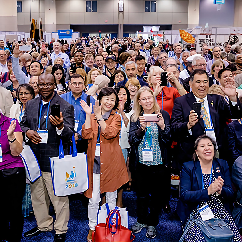 Honolulu - Rotary International Convention 2020