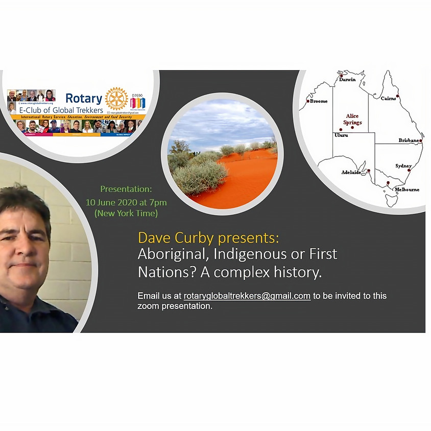 Aboriginal, Indigenous or First Nations? A complex history.