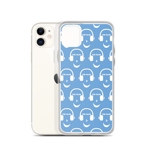 iPhone Light Blue Case