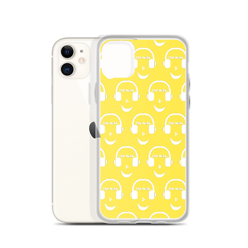 iPhone Yellow Case