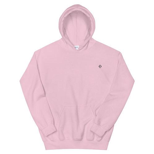Light Pink Unisex Hoodie