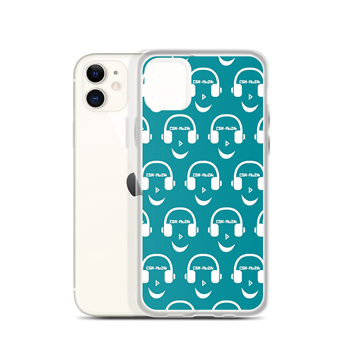 iPhone Blue Green Case