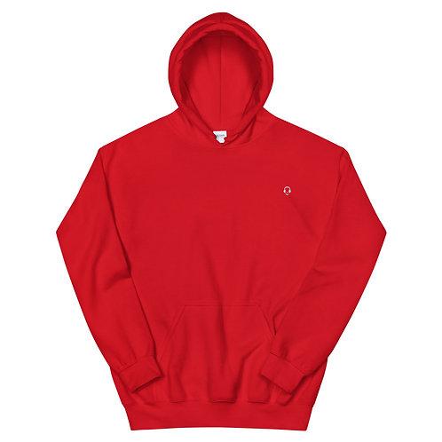 Red Unisex Hoodie