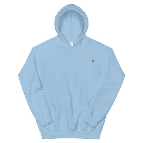 Light Blue Unisex Hoodie