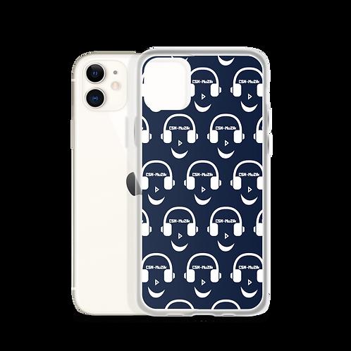 iPhone Navy Case