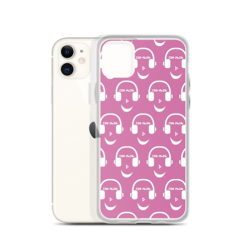 iPhone Pink Case